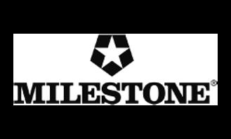 Logo der Marke Milestone