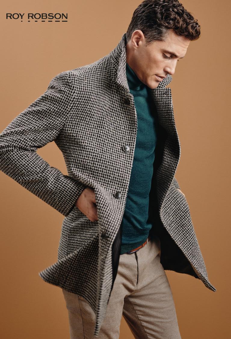 Model der Marke Roy Robson